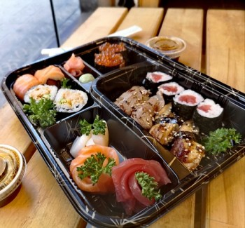 sharer sushibox
