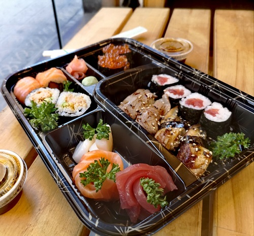 Sharer sushibox 2P